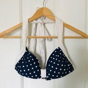 Girlhowdy Swim - Retro high waisted halter bikini